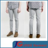 Spring Light Greys Stretch Slim Men Skinny Chinos (JC3343)