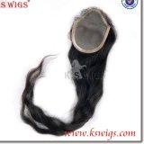100% Indian Hair Human Hair Laceclosure Hair Extension