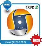 Disk Factory Blank CD-R Recordable for Music/Video/Data