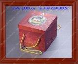High Quality Portable Rigid Cardboard Mooncake Packaging Box