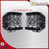3inch 45W Side Shooter LED Pod Work Light with 120 Degrees