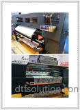 Digital Textile Printer Using Sublimation Ink