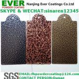 Hammer Vein Texture Finish Powder Coating Electrostatic Spray