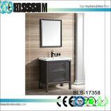 Floor Standing Wholesale Bathroom Vanities (BLS-17358)