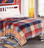 Super Soft Printed Flannel Blanket Sr-B170219-48 Printed Coral Fleece Blanket