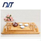 54*34cm Eco Friendly Factory Direct Natural Restaurant Fruit Bamboo Plates