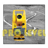 USB Ports or RS232 Optional Non-Prism Reflectorless Total Station