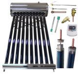 Heat Pipe Solar Vacuum Tube Collector Solar Hot Water Heater
