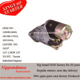 12V 2.5kw Denso Replaces Engine Starter Motor for Toyota
