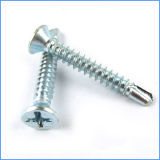 Cross Recessed Countersunk Head Self-Drilling Tapping Screw