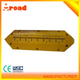 Manual Type Iron Traffic Barrier for Stopping Car