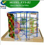 Children Amusement Park Playground Equipemtn Fitness Course