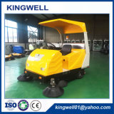 Rechargeable Sweeper Machine Road Sweeper with Ce (KW-1760C)