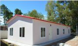 Prefabricated Site Office for Africa