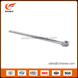 Hot DIP Galvanized Steel Anchor Rod for Pole Line Hardware
