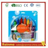 Bath Crayon with Sponge Eraser