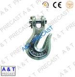 Hot Sale Lifting Hook G80 Clevis Grad Hook with Steel