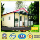 Slope Roof Prefab Small Houes Kits