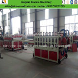 PVC WPC Building Templates Board Extruder Extruding Machine