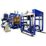Qt6-15 Full Automatic Hydraform Concrete Fly Ash Brick Making Machine