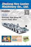 Four Six Corner Box High Speed Folder Gluer (GK-1450SLJ)