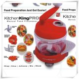 Kitchen Vegetable Cutter Master Chopper for Vegetable (VK14031-B)