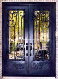 High Quality Metal Iron Exterior Door