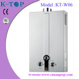 Instant Gas Water Heater with Natural Exhaust (white coating panel)