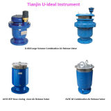 Large Volume Combination Air Release Valve/ 3 Functions Air Vent