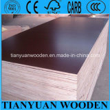 18mm Finger-Joint Core Brown Film Faced Plywood