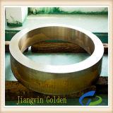 Rolled SAE1045 SAE4140 Steel Retaining Ring