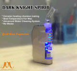 2016 Jomo Wax Vaporizer Dark Knight Spirit E Hookah Best Price Wholesale