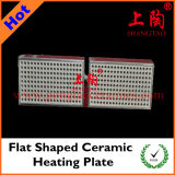 Flat Shaped Ceramic Heating Plate