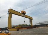 10 Ton L Type Electric Winch Trolley Gantry Crane Factory Manufacturer