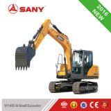 Sany Sy140 13.5 Tons High Efficiency Small Crawler Eco Friendly Excavator Machines