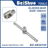 """7-Inch 3/8""""Drive Socket Wrench Sliding T Handle"""
