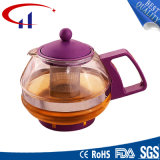 High-Quanlity and Best Sell Glassware Teapot (CHT8050)