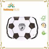 Fashion Style Soccer Ball Drawstring Backpack