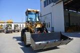 EOUGEM 1-6 TON wheel loader and forklift