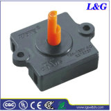 Power 2 Pole 4 Position Selector Rotary Switch (B3200)
