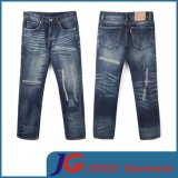 Factory Wholesale Ripped Jean Trousers for Men (JC3230)