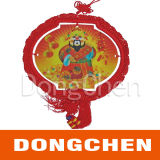 Nice Chinese Knot for Celebration/Best Wishes Emblem