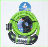 5 Digit Colorful Bike Combination Lock (BL-033)