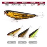 Wholesale in Stock Topwater Hard Pencil Fishing Lure