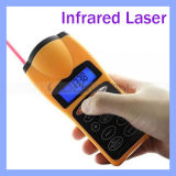 Handheld Ultrasonic Infrared Meter Laser Infrared Ray Distance Tester Cp3007