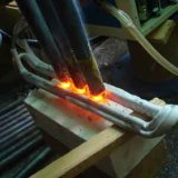 New Design Steel Billet and Iron Bar Induction Forging Machine
