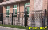 High Quality Ornamental Wrought Iron Fence