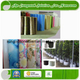 Fusible Nonwoven Fabric for Agriculture with UV Resistant