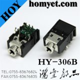 3.5mm Phone Jack with DIP Type (HY-306B)