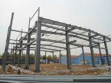 Low Cost Easy Install and Transport Simple Steel Structures